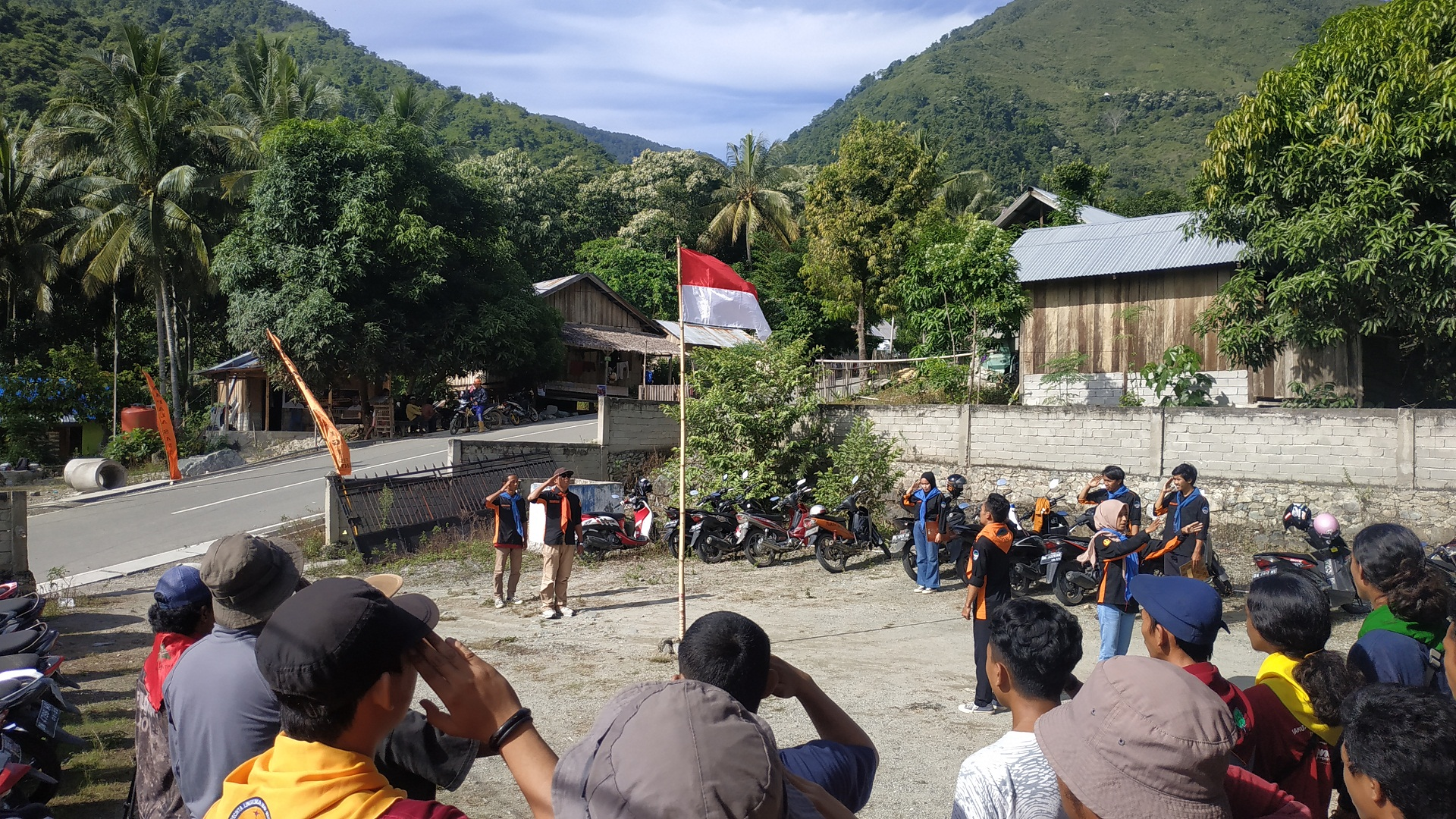 Jalur Pendakian Gunung Gawalise Via Salena Wana Resmi Di Buka Untuk Umum Wartapala Indonesia