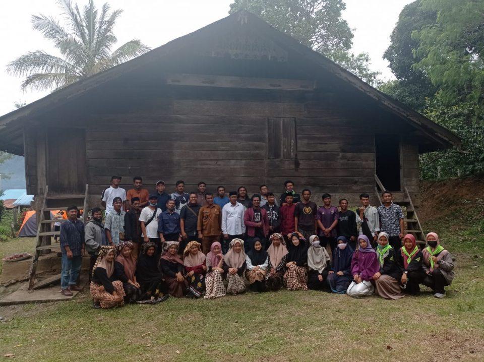 Menjaga Budaya dan Kelestarian Lingkungan, Mahasiswa Gayo ...
